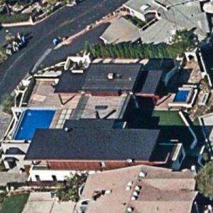 Carson Palmer's House (Birds Eye)