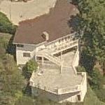 Ellen DeGeneres & Portia de Rossi's House (former) (Birds Eye)