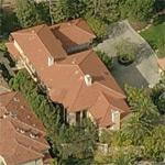 Candy Spelling's house (Former) (Birds Eye)