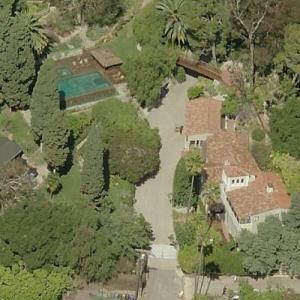 Sheryl Crow's House (Former) (Birds Eye)