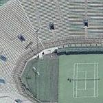 West Side Tennis Club - Old US Open site (Bing Maps)