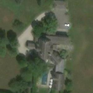Roberto De Guardiola Jr's house (Bing Maps)