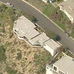 Jay Tarses' House (former) (Birds Eye)
