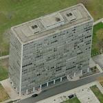 'Lafayette Towers East/West' by Ludwig Mies van der Rohe (Birds Eye)