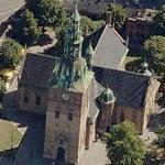 Oslo Domkirke (Bing Maps)