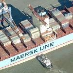 Emma Mærsk - One of the largest container ships in the world
