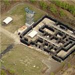 Oak Ridge National Laboratory security training facility (Birds Eye)