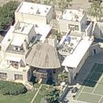 'Borman Residence' by Frank Gehry (Birds Eye)