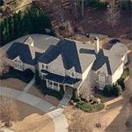 Don Waddell's house (Birds Eye)