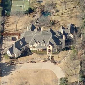 Dirk Nowitzki's House (Bing Maps)