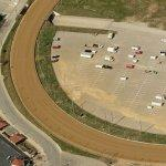 Indiana State Fairgrounds Mile (Birds Eye)