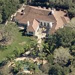 """""""Sting"""" Steve Borden's house"""