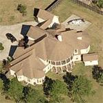 """Booker T"" Booker Huffman's house (Birds Eye)"