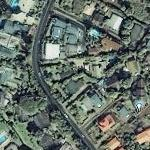 Mick Fleetwood's House (Bing Maps)