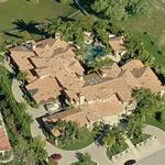 Billy Blanks' house (Birds Eye)