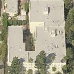 Estelle Getty's Final Home (Birds Eye)