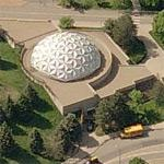 Fiske Planetarium (Birds Eye)