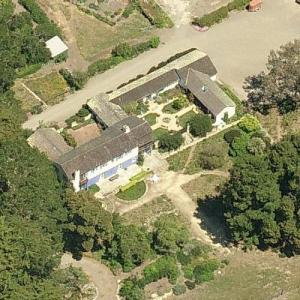 Clint Eastwood's House (Bing Maps)