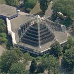 Carl-Zeiss Planetarium (Birds Eye)