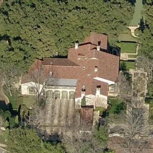 Jerry Jones' House (Bing Maps)