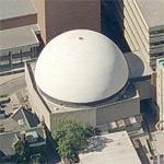 McLaughlin Planetarium (Birds Eye)