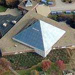 Christa McAuliffe Planetarium (Birds Eye)