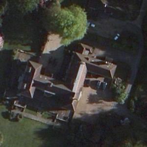 Damon Hill's House (Bing Maps)