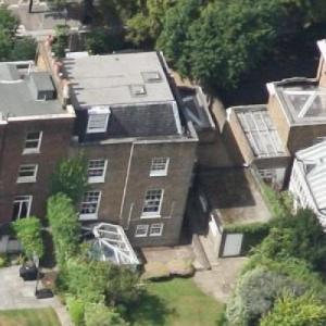 Jude Law's House (Birds Eye)
