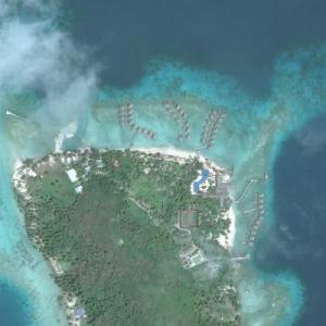 Four Seasons Resort Bora Bora (Bing Maps)