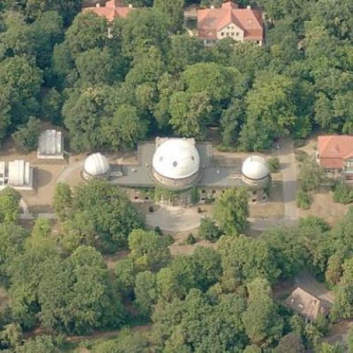 Astrophysikalisches Institut Potsdam (Birds Eye)