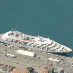 Cruise ship Seabourn Spirit (Somali Pirate Attack November 2005)