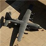 EC-130H 'Compass Call' (Birds Eye)
