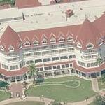 Grand Floridian Resort (Birds Eye)