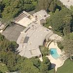 Lew Wasserman's house (former) (Birds Eye)