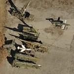 Missiles (U.S. Army Field Artillery Museum) (Birds Eye)
