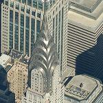 Chrysler Building (Birds Eye)