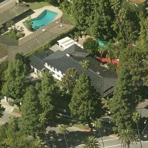Charo house in Beverly Hills, CA