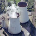 Coal Fired Power Plant (Bing Maps)