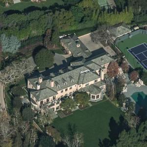 Joshua Friedman's house (Bing Maps)
