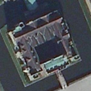 Hever Castle (Bing Maps)
