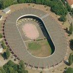 Cottbus Sport Centre Velodrome (Birds Eye)