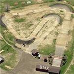 Akron Derby Downs BMX Track (Birds Eye)
