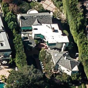 Ted Hartley's house (Birds Eye)