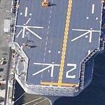 USS Saipan (LHA-2) and USS Iwo Jima (LHD-7)
