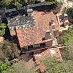 Barbra Streisand's House (former) (Birds Eye)