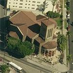 the First Church of Christ (Birds Eye)