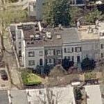 David Shuster's House (Birds Eye)