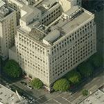 Board of Trade Building (Birds Eye)