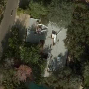 Steven Bochco's House (Former) (Bing Maps)