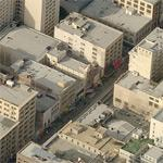 Broadway Theater and Commercial District (Birds Eye)